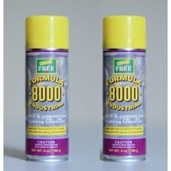 Corrosion Free Formula 8000
