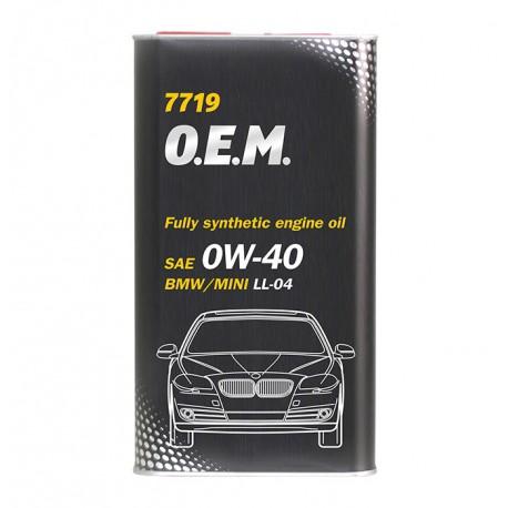 1L Mannol O.E.M 0W-40
