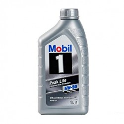 1L Mobil 1 Peak Life  5W-50